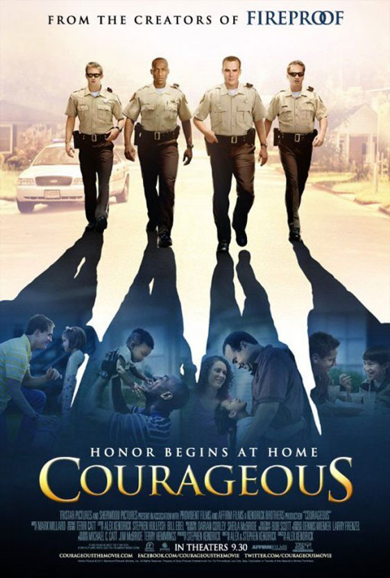 Courageous Poster #1