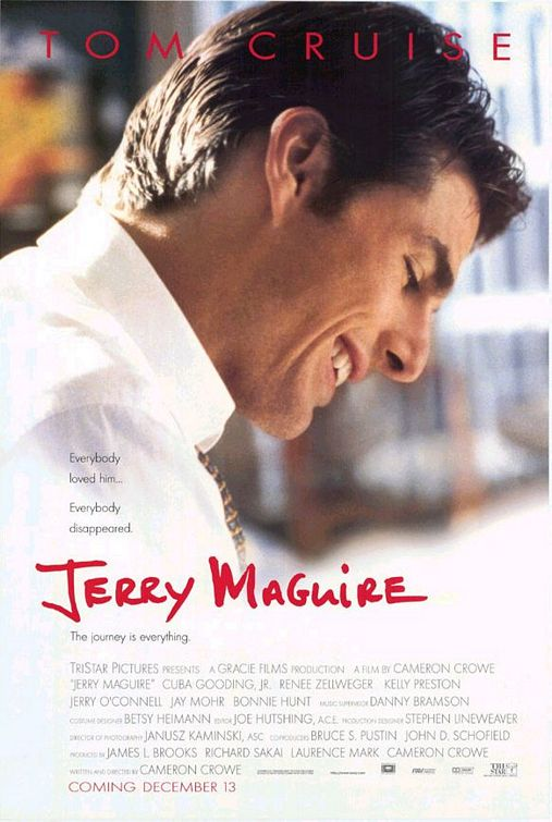Jerry Maguire Poster #1