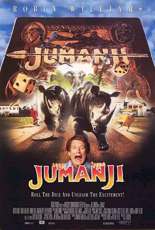 Jumanji Poster #3