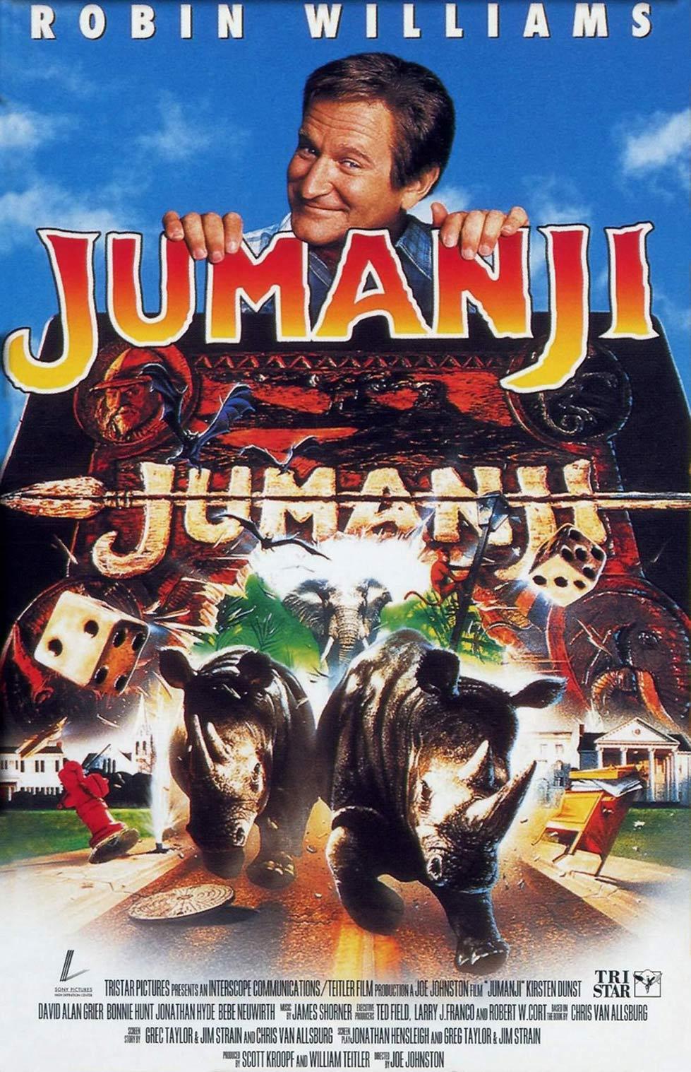 Jumanji Poster #1