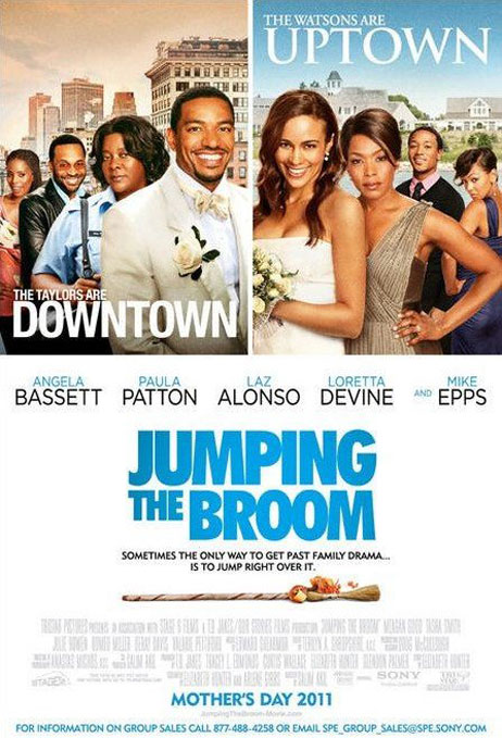 Jumping the Broom Poster #1