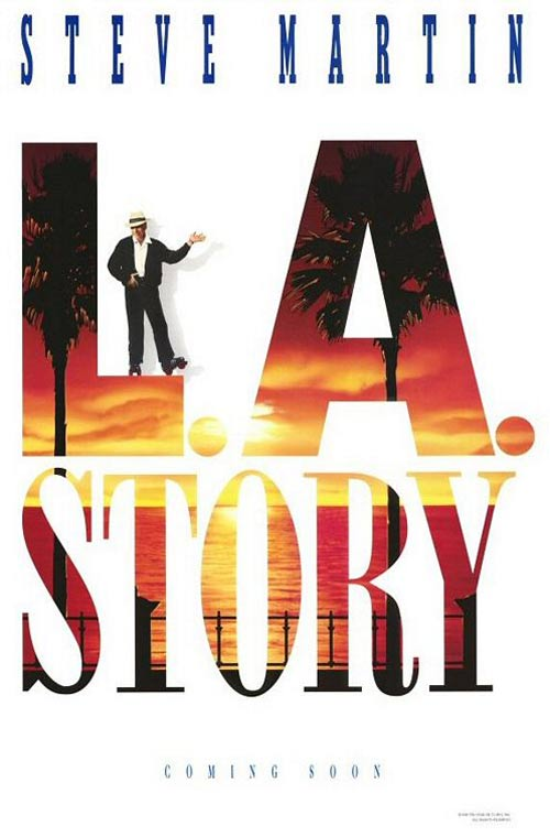 L.A. Story Poster #2