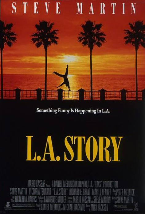 L.A. Story Poster #1