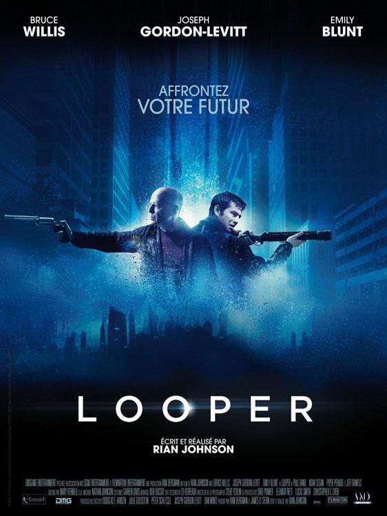Looper Poster #11
