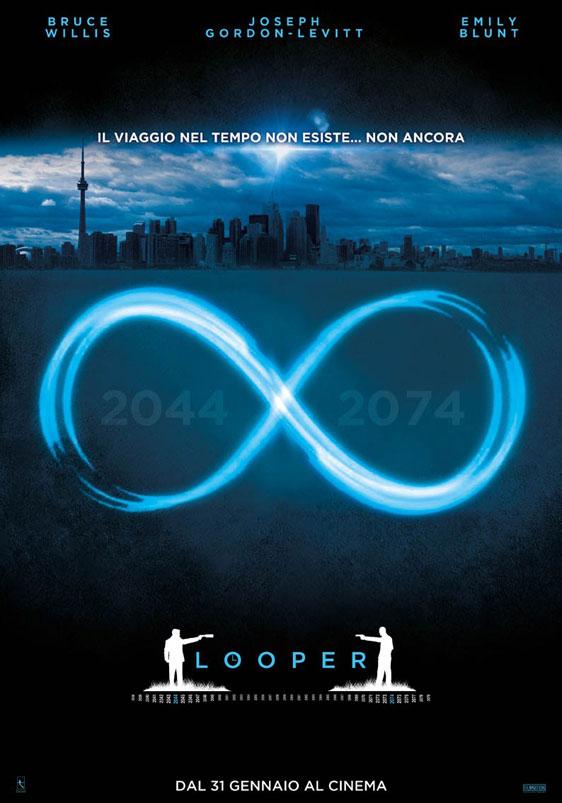 Looper Poster #16