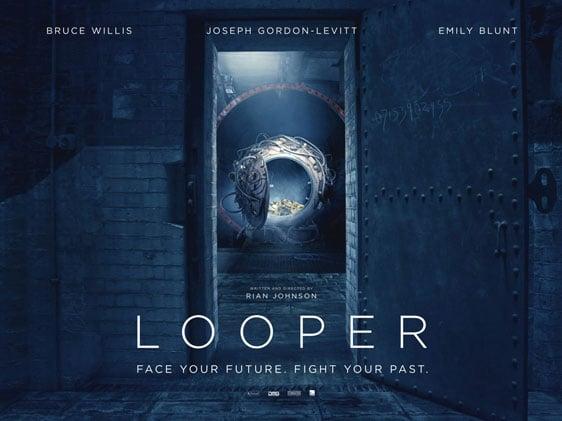 Looper Poster #2