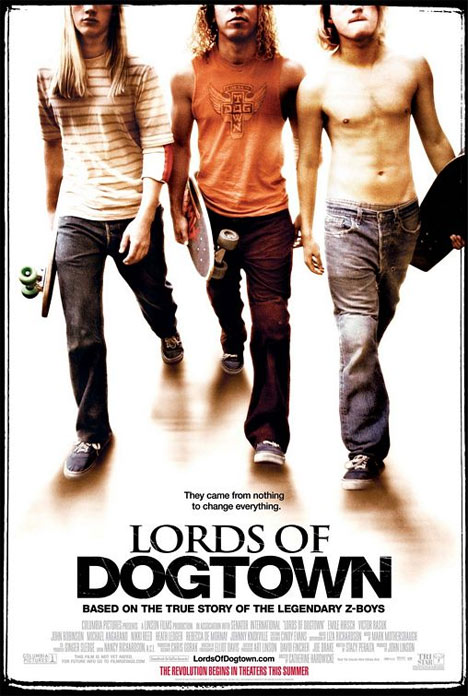 Lords of Dogtown Poster #1