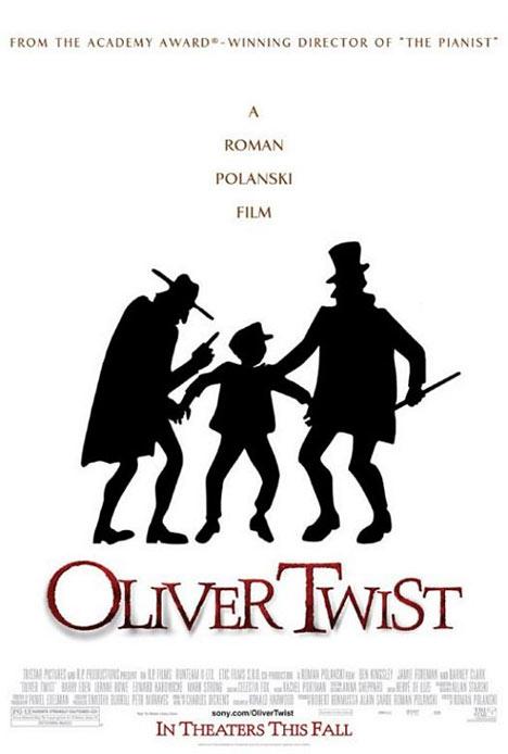 Oliver Twist Poster #1
