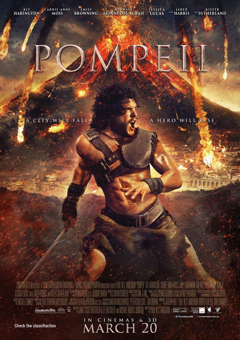 Pompeii Poster #4