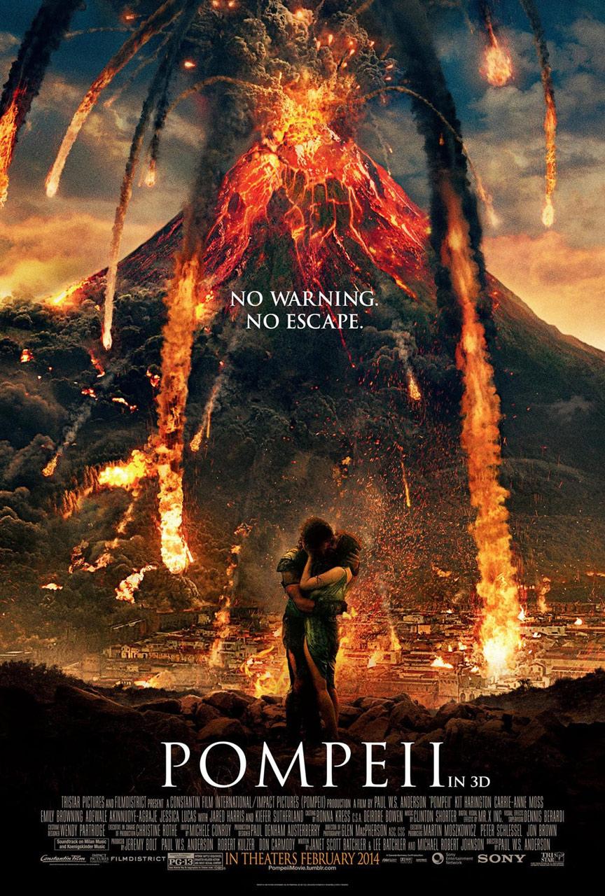 Pompeii Poster #1