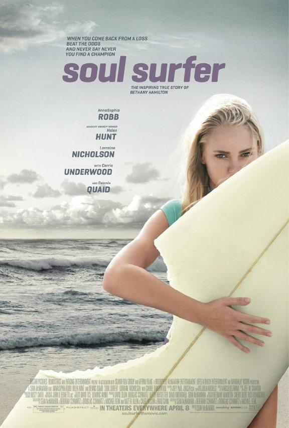 Soul Surfer Poster #1