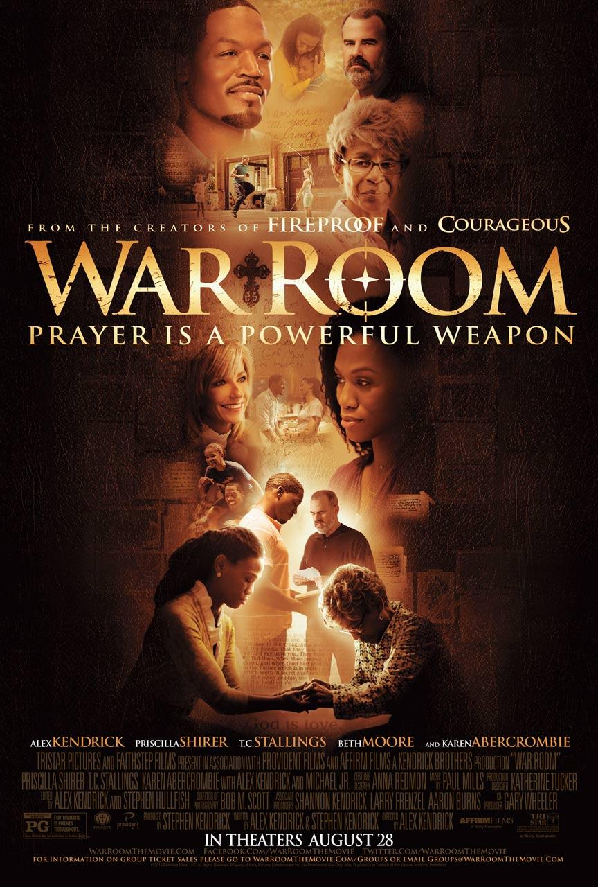 War Room Poster #1