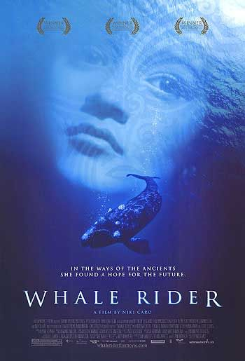 Whale Rider Poster #1