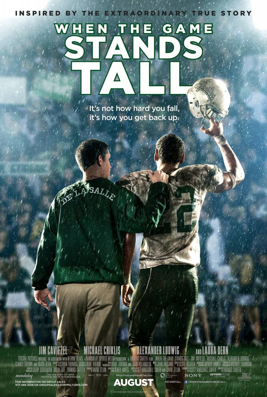 When the Game Stands Tall Poster #1