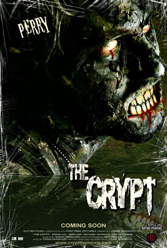 The Crypt Poster #1