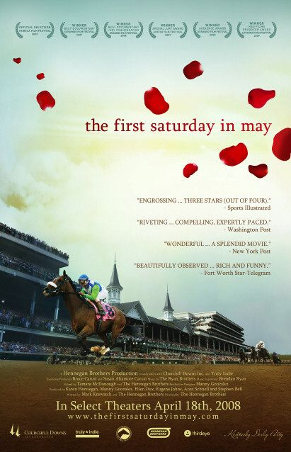 The First Saturday in May Poster #1