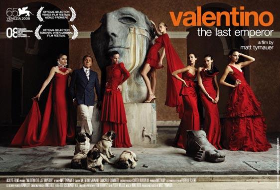 Valentino: The Last Emperor Poster #1