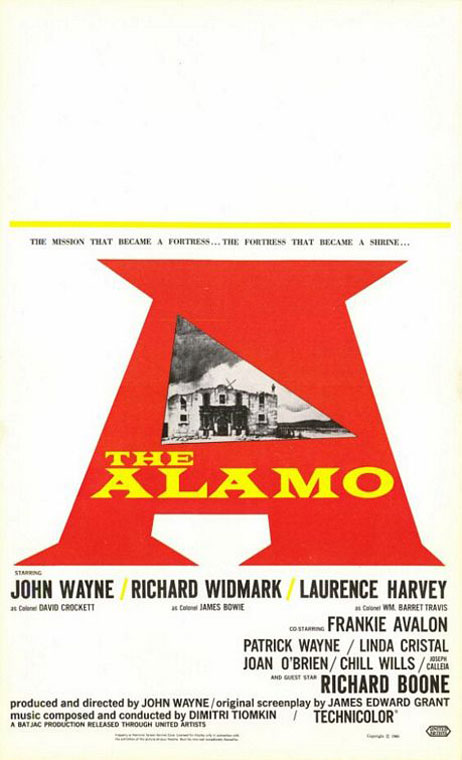 The Alamo Poster #1