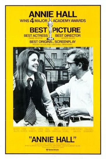 Annie Hall Poster #2