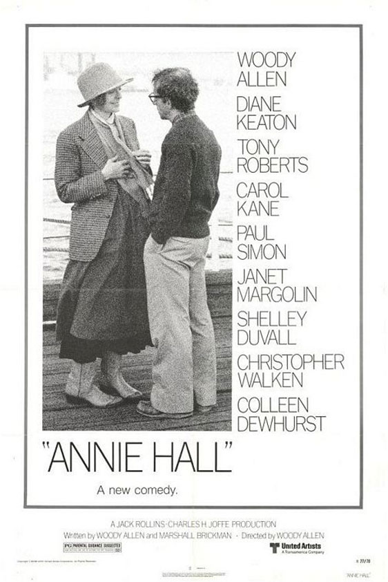 Annie Hall Poster #1