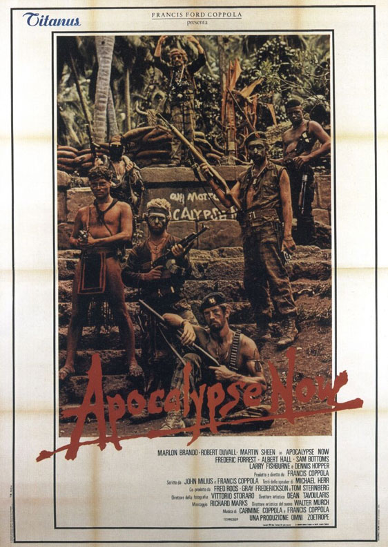 Apocalypse Now Poster #4