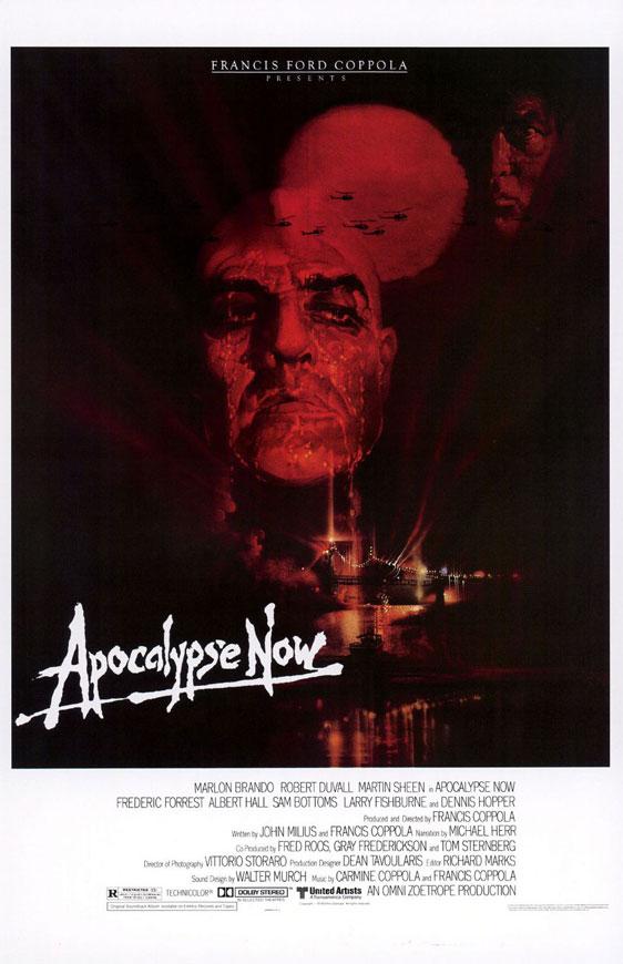 Apocalypse Now Poster #1