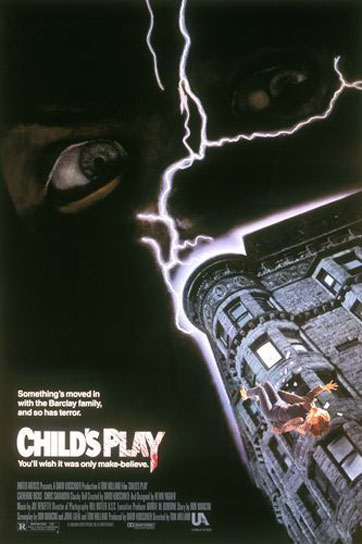 Child's Play Poster #1