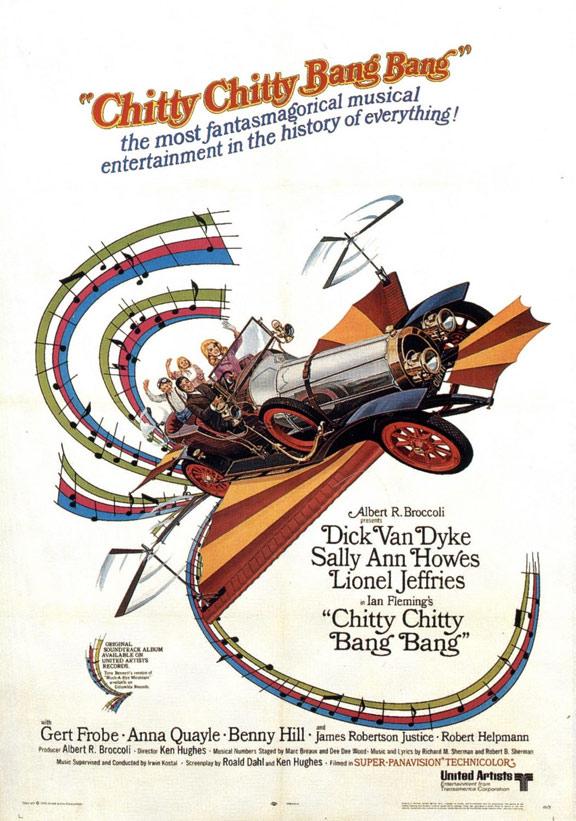 Chitty Chitty Bang Bang Poster #1
