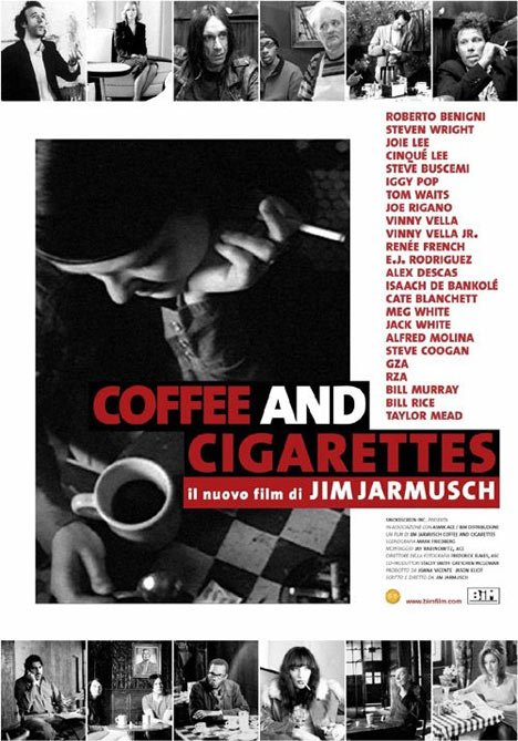 Coffee and Cigarettes Poster #1