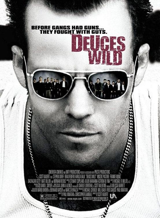 Deuces Wild Poster #1