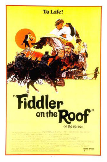 Fiddler on the Roof Poster #1