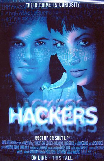Hackers Poster #1