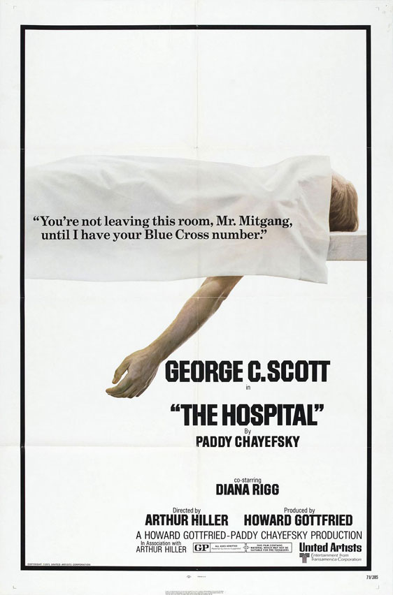 The Hospital Poster #2