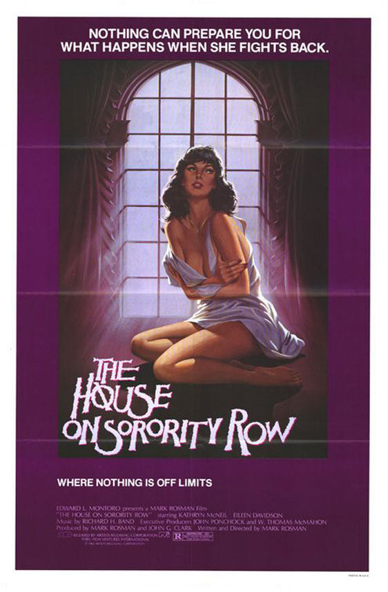The House on Sorority Row Poster #1