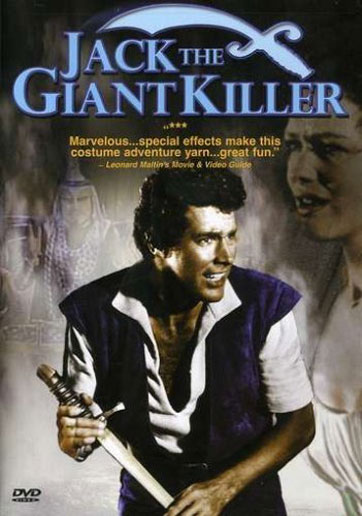Jack the Giant Killer Poster #1