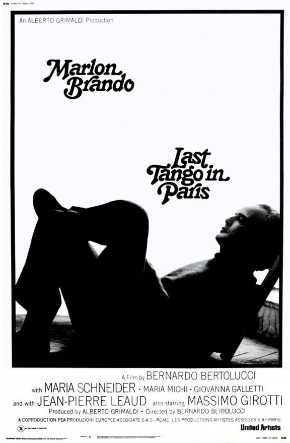Last Tango in Paris Poster #1
