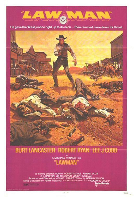 Lawman Poster #1