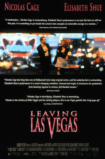 Leaving Las Vegas Poster #1