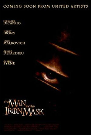 The Man in the Iron Mask Poster #2