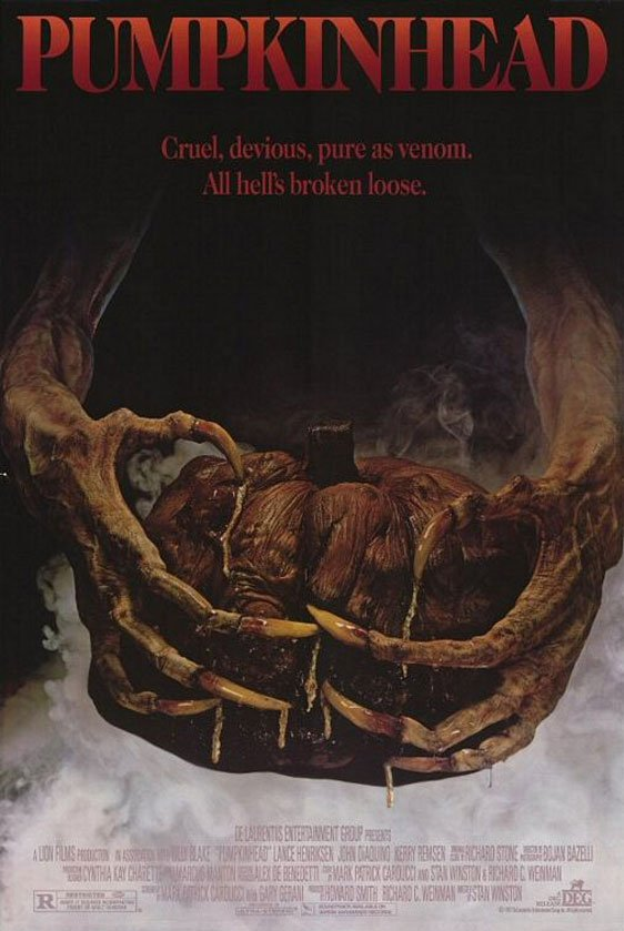 Pumpkinhead Poster #1