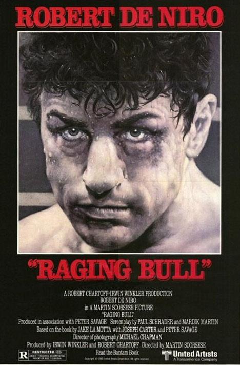 Raging Bull Poster #1