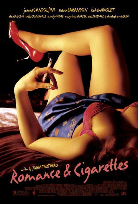 Romance & Cigarettes Poster #1