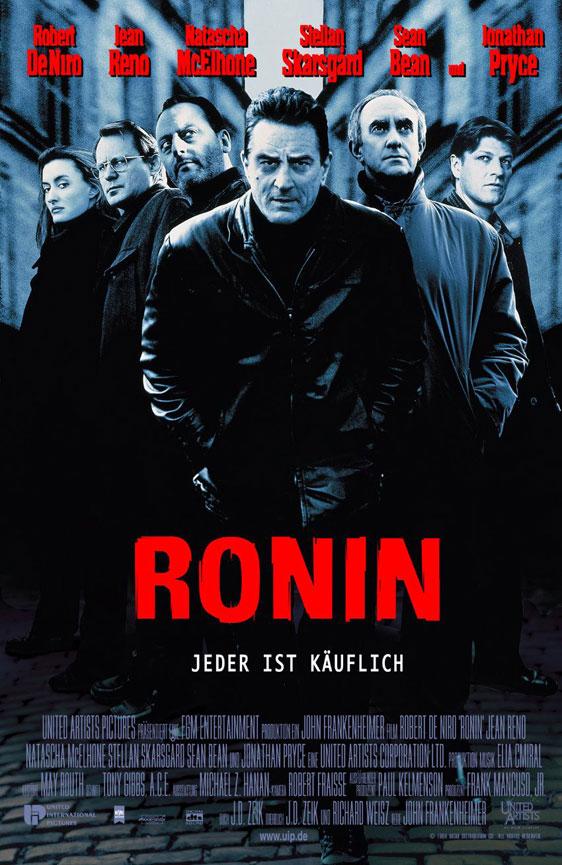 Ronin Poster #3