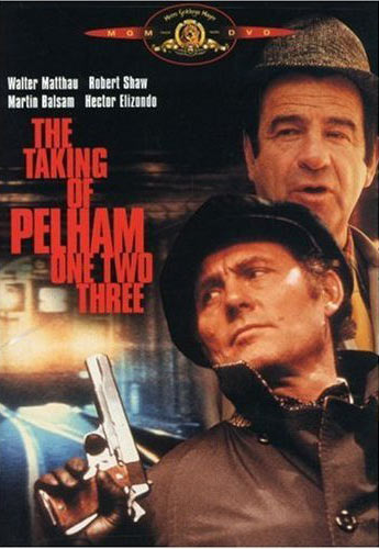 The Taking of Pelham One Two Three Poster #4