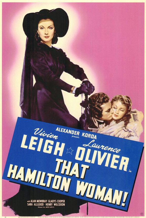 That Hamilton Woman Poster #1