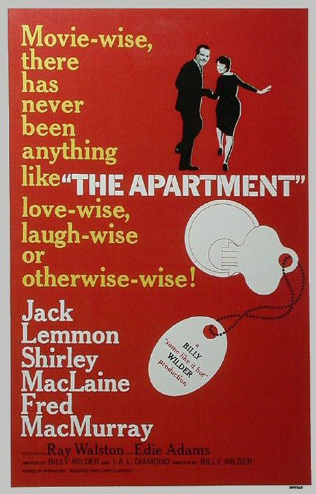 The Apartment Poster #1