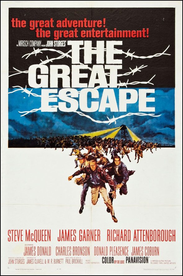 The Great Escape Poster #1