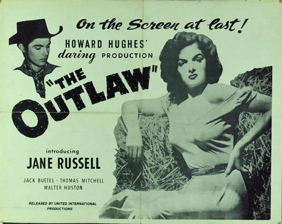 The Outlaw Poster #2