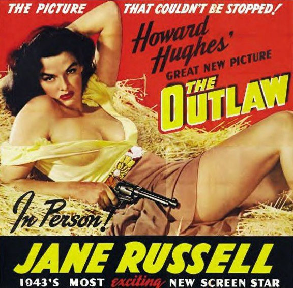 The Outlaw Poster #3