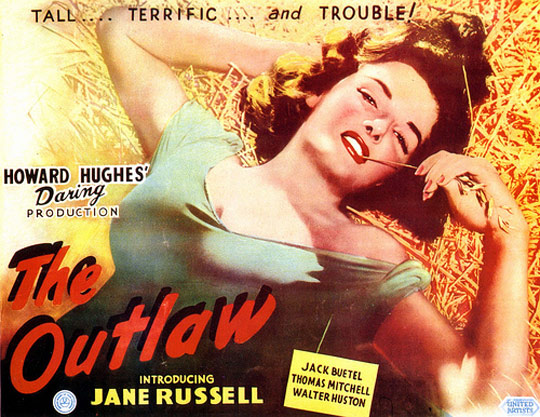 The Outlaw Poster #4